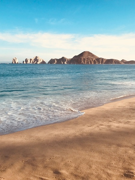 Cabo Beach View